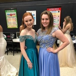 Sherri Hill Dresses - Periwinkle Sherri hill dress
